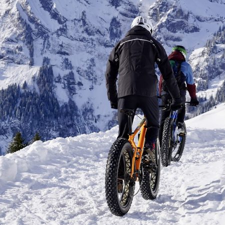Himalayan trekking by cycling