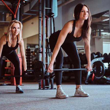 Let's mix yoga & workout together