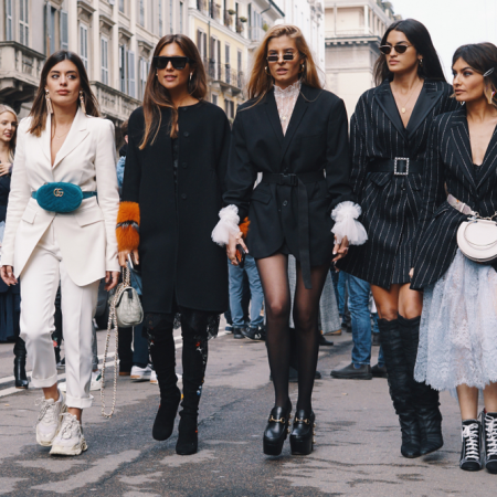 Let's have a look at street styles