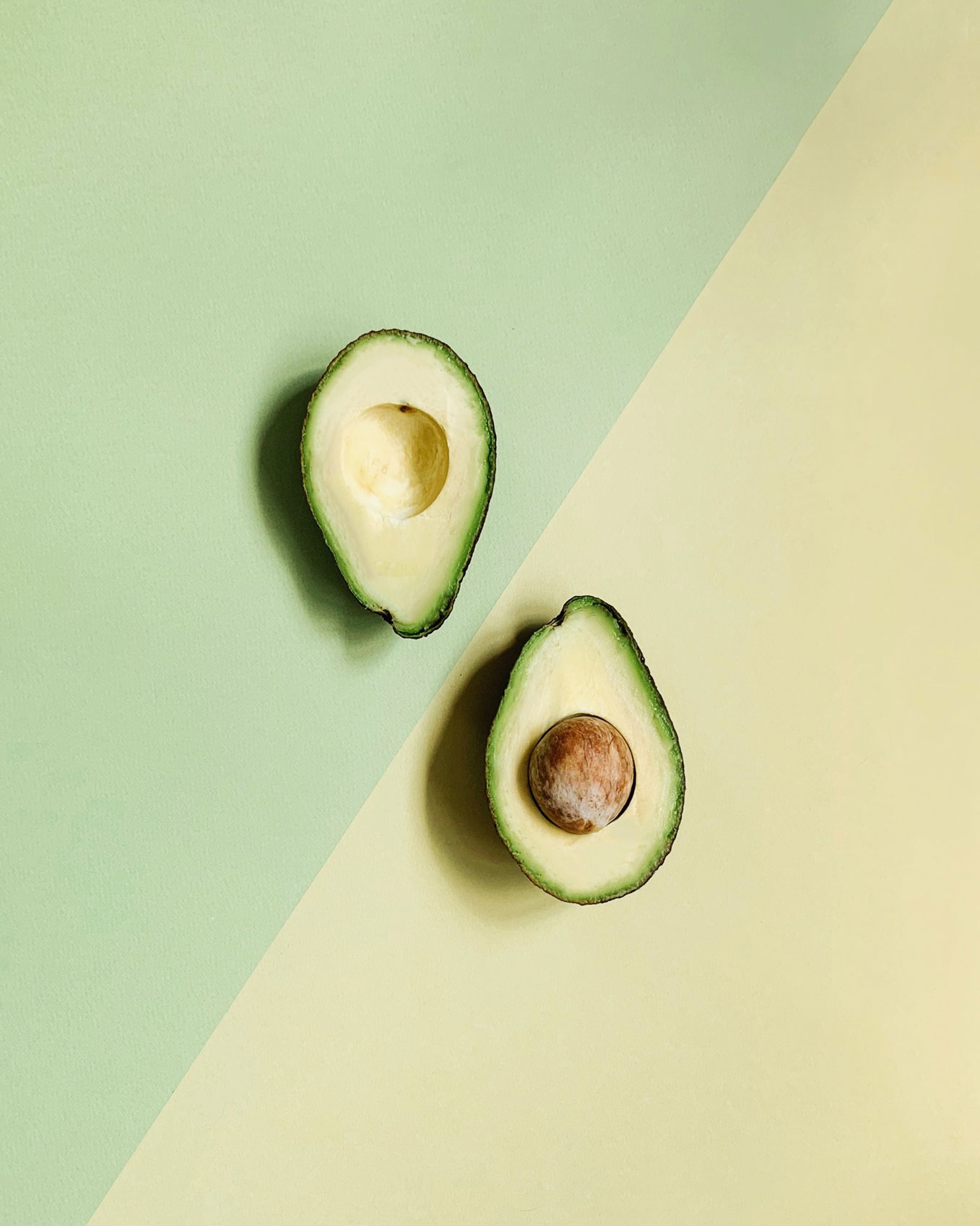 Eat avocado to keep yourself healthy